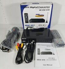 Sindave HDTV Digital TV Converter HD ATSC S198