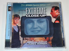 James Horner EXTREME CLOSE-UP Soundtrack CD New & Sealed