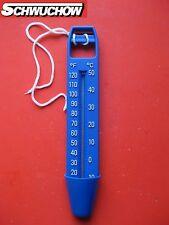 1Thermometer Blau 24,0cm XXL Pool Schwimmbecken Schöpfkelle Kokido Intex Bestway