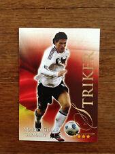 2010 Futera World Football Soccer Card - Germany  MARIO GOMEZ Mint