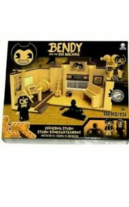 BENDY and the INK MACHINE Buildable Construction Set - Recording Studio - NEW