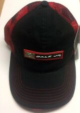 NASCAR CHASE AUTHENTICS  CAP HAT - RED CAMO DESIGN RARE  - #8 DALE EARNHARDT JR