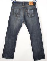 Levi's Strauss & Co Hommes 506 Jeans Jambe Droite Taille W33 L32 BCZ682