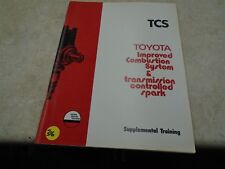Toyota TCS Improved Engine Used Manual VP 70s VP-CM316