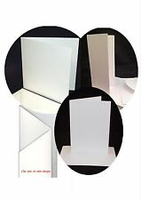 Card packs with envelopes