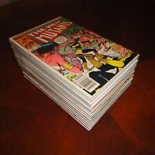 50 Marvel Comics Lot : New Mutants, Avengers, Wolverine...