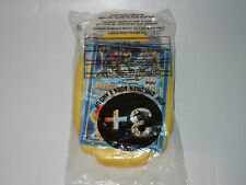 DIGIMON DIGIVICE YELLOW BAGGED TACO BELL KIDS MEAL TOY TIP CARD 4 OF 4 (C) 2000