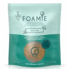 Foamie Aloe Spa Exfoliating Shower Soap & Sponge