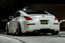 Nissan 350Z Rear TS Diffuser / Undertray for Racing, Performance, Body Kit v4