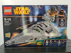 Lego Star Wars Imperial Star Destroyer (#75055) - Retired - BNIB - Very Rare