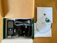 Sony Ericsson K750i - Oxidized Black + accessories - original box UNLOCKED