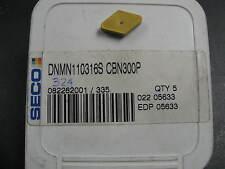 DNMN 324S CBN300P SECO TURNING INSERT