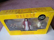 Deluxe Miracle Jesus Action Figure Glow in the Dark Hands.In Original Box.2005.