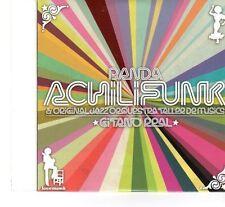 (FT106) Banda Achilifunk & Original Jazz Orquestra Taller de Musics - 2010 DJ CD