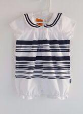 PUMPKIN PATCH Baby Boys/Girls Spanish Style Sailor Romper 0-3 M 62 cm  Worn once