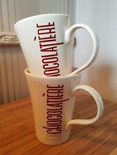 "■■2 MUGS LA CAFETIÈRE LA CHOCOLATIÈRE MUGS ""FREE POSTAGE"""