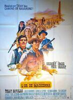 Plakat Kino Western GOLDFARBEND Mackenna - 120 X 160 CM