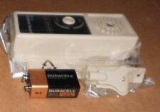 Quorum cabinet guard alarm with keys, great to lockup Meds or liquor.