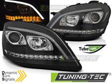 Mercedes W164 Scheinwerfer ML M-Klasse LED Tagfahrlicht Optik SEQ. LED Blinker