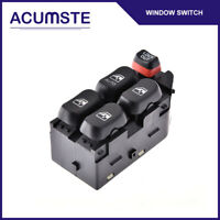Master Power Window Switch Left Driver Side for Chevy Cavalier Lumina 22652693