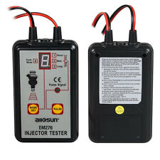 All-Sun EM276 Injector Tester 4 Pluse Modes Powerful Fuel System Diagnostic Scan