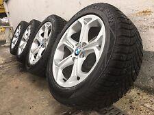 Original BMW X3 E83 18 Zoll Y Speiche 280 Winterkompletträder DOT12 9mm TOP