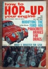 HOW TO HOP-UP YOUR ENGINE 1962 NOV - MINI MAGAZINE