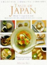 Taste of Japan: Over 70 Exquisite and Delicious Recipes from an Elegant Cuisin,