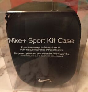 NIKE+ SPORT KIT CASE for iPod Nano and Accessories Protective Storage