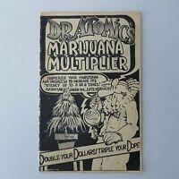 Dr. Atomics - Marijuana Multiplier by Larry S. Todd 1974
