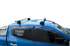 Alloy Roof Rack Cross Bar for Mitsubishi Triton 2015-20 MQ MR 120cm Black