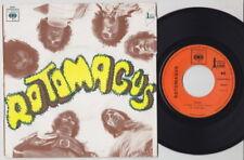 ROTOMAGUS * 1970 French Heavy PSYCH PROG FREAKBEAT 45 * Listen!