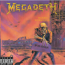 Peace Sells...But Who's Buying? [PA] by Megadeth (Vinyl, Oct-2008, EMI)