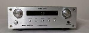 Tibo Audio TI-200 Stereo Receiver DAB Radio