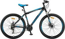 "Mountain BIKE 29"" Bicicletta GT MTB in alluminio, 21, Shimano DISC BRAKE Sparkle, Neco avancorpo"