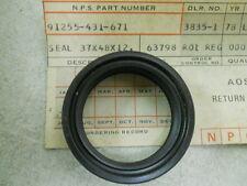 Honda NOS GL1000, CR250, 1976-79, Oil Seal 37x48x12.5, # 91255-431-671   d1