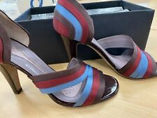 Ladies Anya Hindmarch Heel Shoes, Size EU 37/Uk 4 with box (Hospiscare)