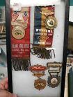 antique masonic medal Lot 14 medals