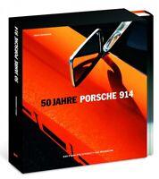 Porsche 914 50 Jahre LIMITIERT SCHUBER 914/6 GT S 916 VW Entwicklung Daten Buch