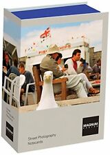 Magnum Photos: Street Photography Notecards (Thames & Hudson Gift) New Hardcover