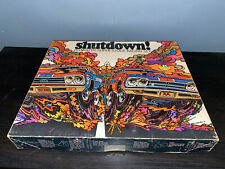 Shutdown Plymouth Super Stock Racing Set MINT unused 100% Complete all Papers