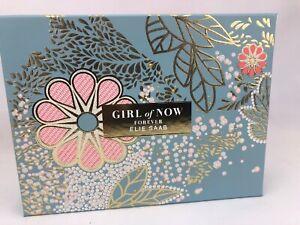 Girl Of Now Forever Elie Saab 50ml EDP Spray & 75ml Shower Gel & Lotion Gift Set
