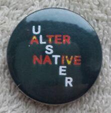 STIFF LITTLE FINGERS BUTTON BADGE Punk Rock Music Alternative Ulster New Age UK