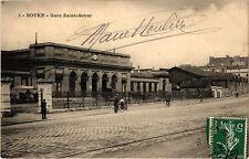 CPA Rouen-Gare Saint-Sever (348507)