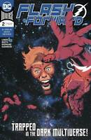 Flash Forward #2 (of 6) (2019 DC Comics) Shaner Cover First Print New Lobdell