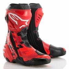 Alpinestars Limited Edition Jorge Lorenzo 99CAMO Supertech R Boots EU44