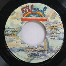 Soul Nm! 45 Cameron - Feelin' / Magic Of You (Like The Way) On Salsoul Records