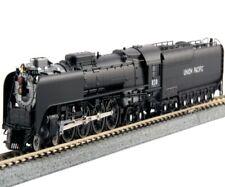 Kato 126-0402 N 4-8-4 FEF-3 Union Pacific Locomotive #838  Black Freight Version