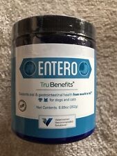 New listing Vrs Entero Tru Benefits Oral & Gastrointestinal Health For Dogs & Cats New!
