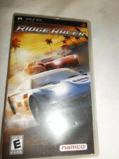Ridge Racer-PSP-tutti-Azione e Avventura